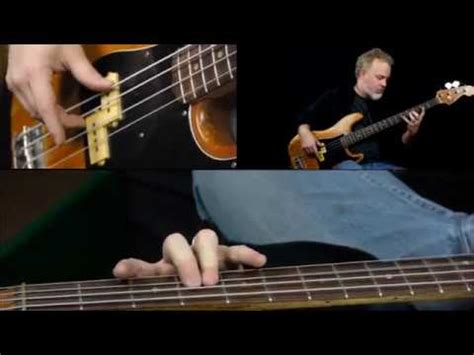 How To Play Hotel California by Eagles on Bass Guitar