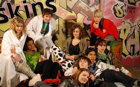 Skins: how a sexed-up teen soap became British TV's most