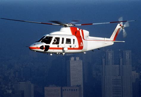 Business Aviation | Sikorsky S 76A