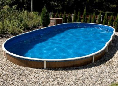 Deluxe Oval Splasher Pool 30ft x 15ft With Sand Filter